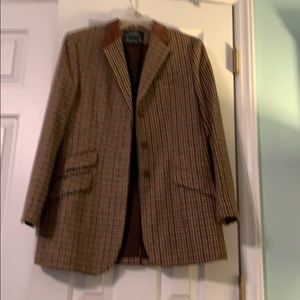 Lauren Equestrian style jacket